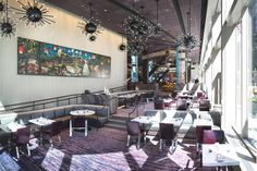 Novotel New York Times Square Hotel renovated by Stonehill & Taylor