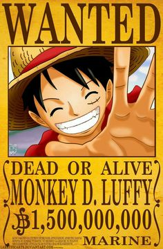 12 Best One Piece Bounties Images One Piece Bounties One