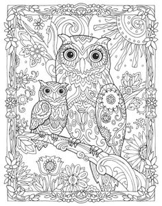 Top 100 adult coloring books - color WITH your kids!