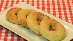 Receta de rosquillas de anís
