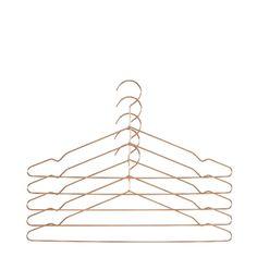 Hay Design Hang Kleiderbügel 5er Set Design Shop - Found4You