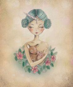Alice Wong - Unicorn Girl