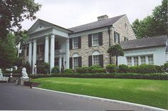 Graceland is a large white-columned mansion and 13.8-acre estate in Memphis, Tennessee that was home to Elvis Presley. It currently serves as a museum. The site was listed in the National Register of Historic Places on November 7, 1991 and declared a National Historic Landmark on March 27, 2006.