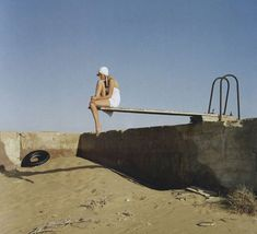 Heroines in the desert  by Tim Walker for VOGUE UK May 2011