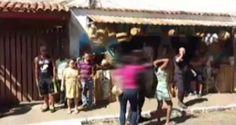 JORNAL O RESUMO: Mulher roubou lojas e foi presa por populares e le...