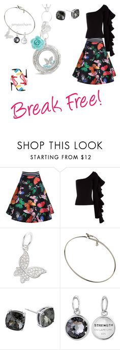"""Butterfly Flight"" by myoocharm on Polyvore featuring Beaufille and Alexandre Birman"
