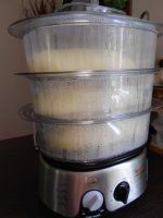 RECEPTY PARNÍ HRNEC Rice Cooker, Slow Cooker, Steam Recipes, Thing 1, 20 Min, Graham Crackers, Dumplings, Crockpot, Food And Drink