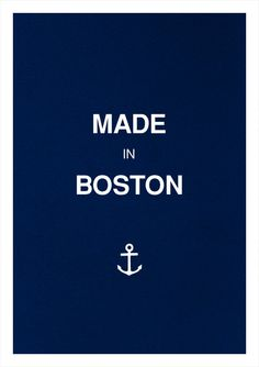 well, I was born in boston- wonder if my parents would find this too awkward? haha