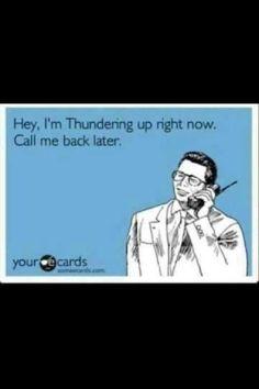Thunder Up!