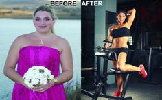 Genevieve I'm half the person I used to be but twice as happy! | Success Stories | Fitness Magazine