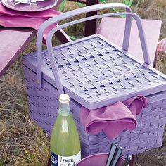 Picknickkorb im Impressionen Online Shop