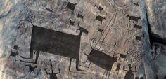 Revelan detalles sin precedentes de petroglifos de 2.000 años de antigüedad en Venezuela -- Historia Secreta -- Sott.net