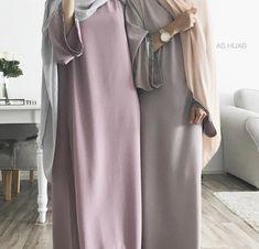 Moslem Fashion, Niqab Fashion, Modest Fashion, Fashion Outfits, Muslim Women Fashion, Islamic Fashion, Modest Wear, Modest Outfits, Mode Abaya