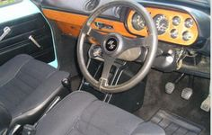 Escort Mk1, Ford Escort, Ford Rs, Car Ford, Ford Pinto, Ford Classic Cars, Dashboards, Rear Window, Alloy Wheel