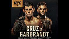 cool UFC 207: Dominick Cruz vs Cody Garbrandt for bantamweight title