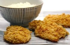 Receitinha: frango crocante e saudável para crianças