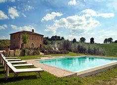 Riccardo private villa rental Montepulciano Tuscany