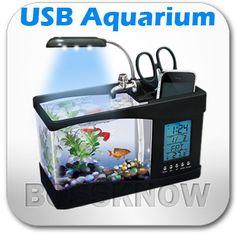 02d7e45e49d1b0 Found On Ebay: USB Power Mini Fish Tank Aquarium LED Light Lamp Pen Holder  Digital