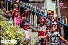 """Editorial """"Sete meninas crespas"""" da marca Lulu e Lili"""