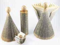 Moderne Krippe - Weihnachtskrippe -  Buchkunst