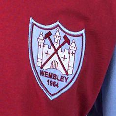 FA Cup Final 1964 West Ham United Badge