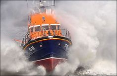 Torbay Lifeboat RNLB 17-28 'Alec and Christina Dykes'
