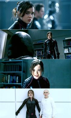 The only part of Xmen 3 worth watching!