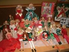 One of the things that makes doll collecting fun for collectors is using dolls in holiday decorating. Whether it's putting a pretty holiday doll out by herself as a decoration or creating intricate holiday scenes with dolls, putting dolls on display to reflect the changing seasons provides fun to doll collectors.    Features: New Year's, Valentine's Day, Easter, Halloween, Thanksgiving, and Christmas dolls    The Holiday Doll lens is part of the Doll Collecting 101 network.