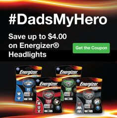 Energizer Headlights