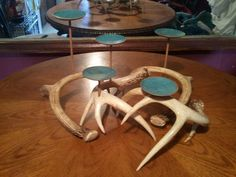 Good idea for smaller deer antlers