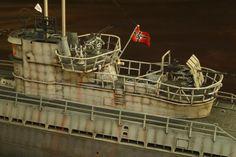 U-505 Revell 1/72