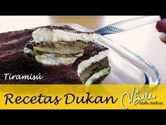Adelgazar: El Tiramisu de Ana (Dieta Dukan Crucero) / Diet Tiramisu by Ana