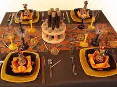 orange-fabric-tablecloth-napkins-table-decorating-ideas-fall
