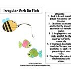 Go Fish targeting 36 of the most common irregular verbs. Students should make sentences of both the present and past tense verbs. Speech Pathology, Speech Language Therapy, Speech Therapy Activities, Speech And Language, Teaching Language Arts, Language Activities, Word Structure, Receptive Language, Irregular Verbs