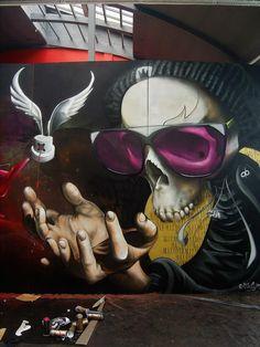Artist: Mataone Urban Artist #StreetArt