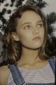 Vanessa Paradis by Araldo di Crollalanza, c. 1980s