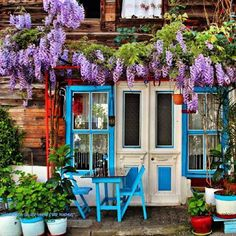 Buyukada, Istanbul – Hande ALICI – Join the world of pin Places Around The World, Travel Around The World, Around The Worlds, Turkey Travel, Antalya, Windows And Doors, Belle Photo, Outdoor Living, Pergola
