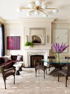 Architect Peter Pennoyer and interior designer Shawn Henderson devise a dazzling reinvention for an 1850s Greenwich Village townhouse   archdigest.com