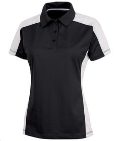 Charles River Apparel Style 2315 Women's Micropique Wicking Polo - SweatshirtStation.com #navypolo #ladiespolo #salepolo