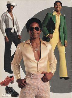 follow me  cushite Sears Soul 1975  MensFashionParty Prêt À Porter, Mode  Homme 1970 b964a4dfc9c2