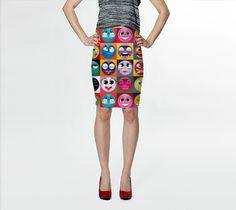 emoji skirt Design #1