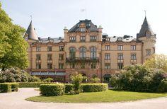 Grand Hotel in the center of Lund, Skåne.