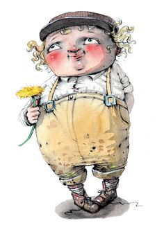 Boy Illustration, Troll, Fairy Tales, Illustrator, Character Design, Sketches, Drawings, Fictional Characters, Image