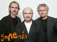 Genesis-Mike Rutherford, Phil Collins, Tony Banks