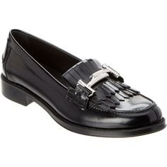 e2ba85e4acd ... T Fringe Leather Loafer (1