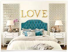 Ballard Designs  |  Sacha Bedroom