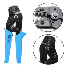 [US$15.23] Unisulated Receptacles And Tab Non Insulated Pin Crimpzange Clamping Tools #unisulated #receptacles #insulated #crimpzange #clamping #tools