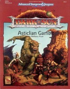 DSQ3 Asticlian Gambit (2e) - Wizards of the Coast | AD&D 2nd Ed. | Dark Sun | AD&D 2nd Ed. | DriveThruRPG.com