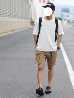インスタ→shingo__115 Sporty, How To Wear, Style, Fashion, Swag, Moda, Fashion Styles, Fashion Illustrations, Outfits