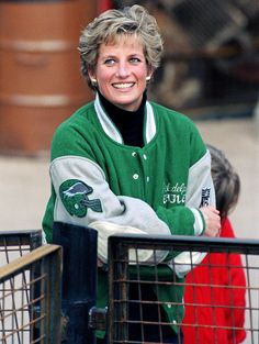 Yes, Princess Diana Was a Philadelphia Eagles Fan — and We've Got the Proof!